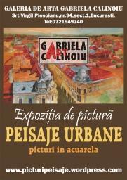 Poza Expoziție de picturi urbane 1