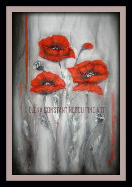 Poza Expozitie de pictura Elena Constantinescu 2