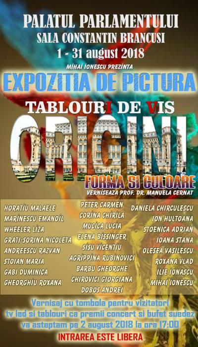 Poza TABLOURI DE VIS 4 - ORIGINI: FORMA