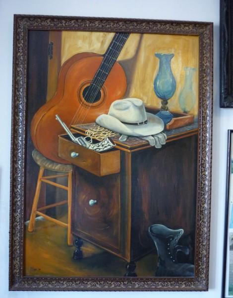 alte Picturi El mariachi