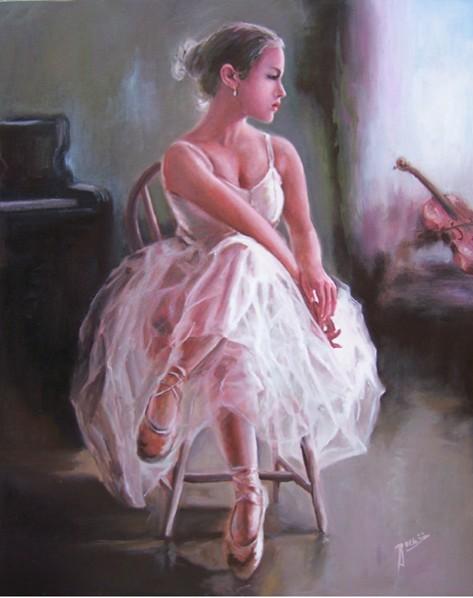 alte Picturi Balerina2
