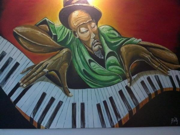 alte Picturi Piano man 2
