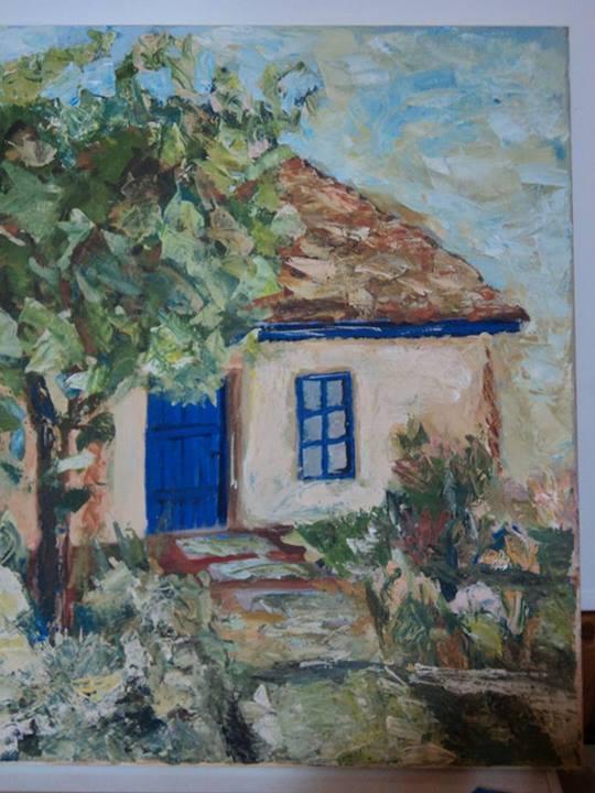 alte Picturi casa bulgareasca