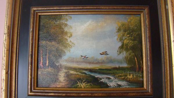 alte Picturi Tablou cu pasari