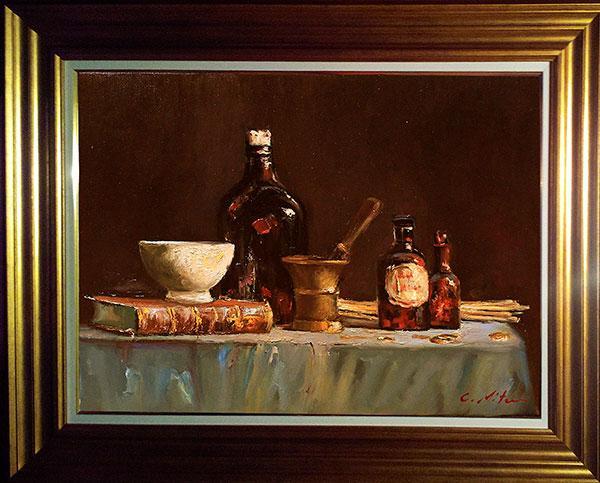 alte Picturi NATURA STATICA 02