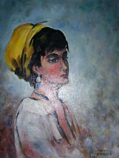 alte Picturi Portret grigorescu