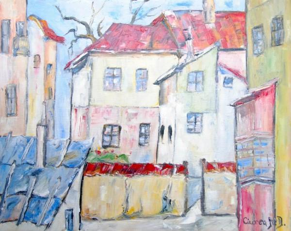 alte Picturi Case vechi