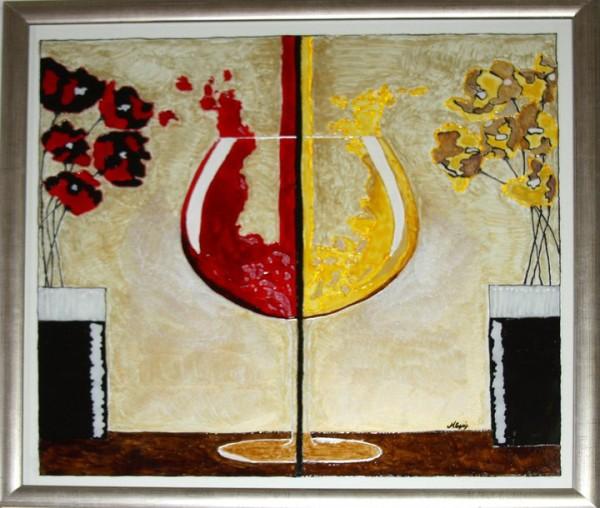 alte Picturi Pahar cu vin