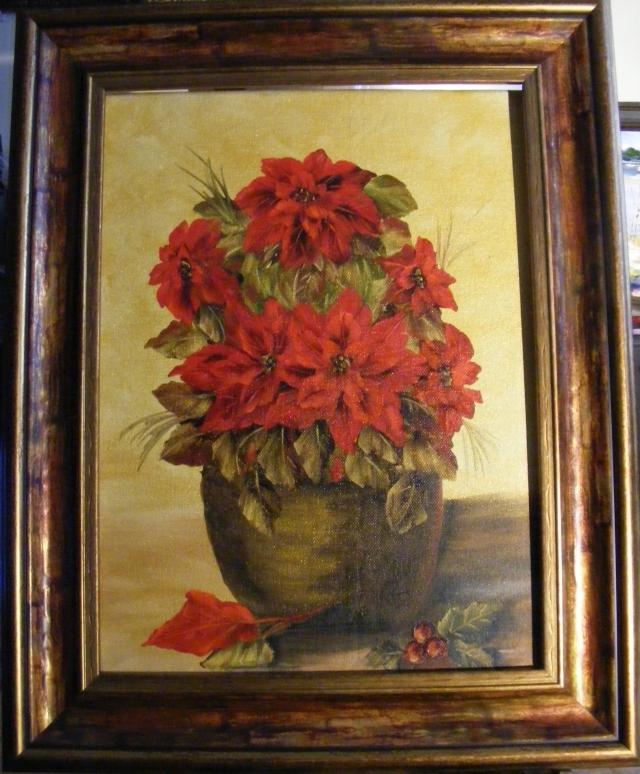 alte Picturi Flori de iarna