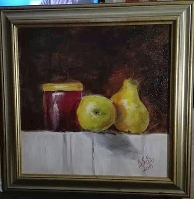 alte Picturi Fructe si gem de fructe