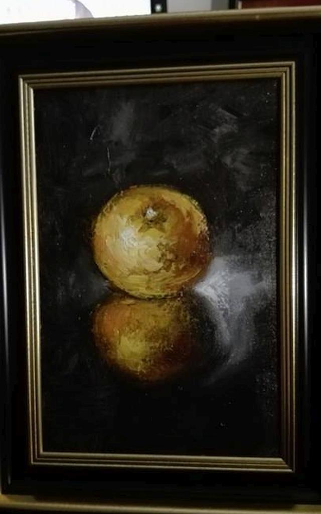 alte Picturi Portocala in penumbra