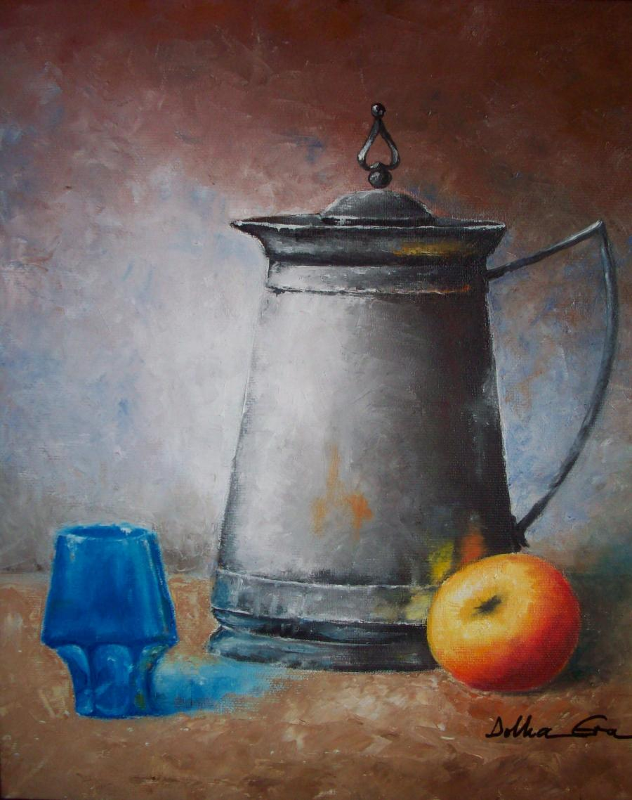 alte Picturi Carafa cu mar