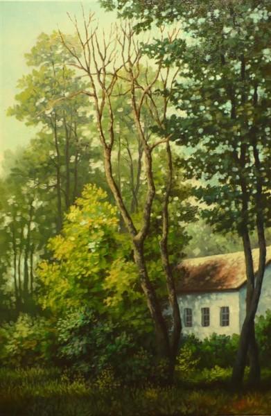alte Picturi Curtea scolii