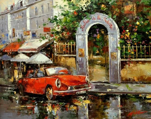 alte Picturi Paris-2