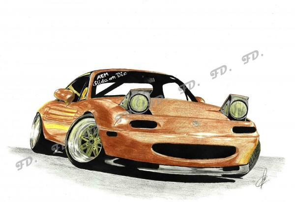 alte Picturi Mazda mx-5
