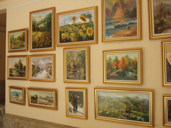 alte Picturi Tablouri in expozitie ii