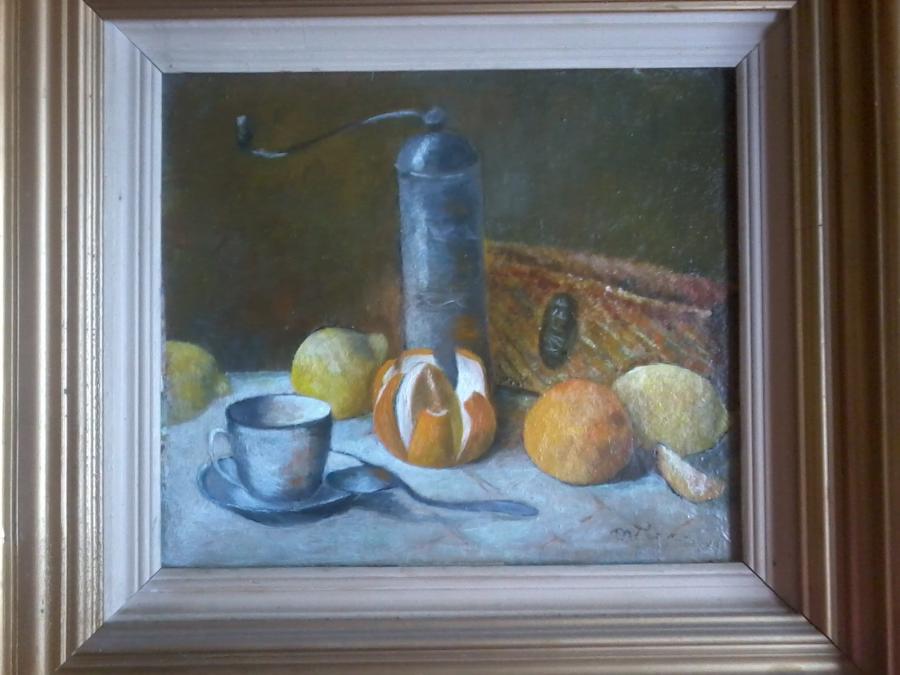 alte Picturi Rasnita de cafea