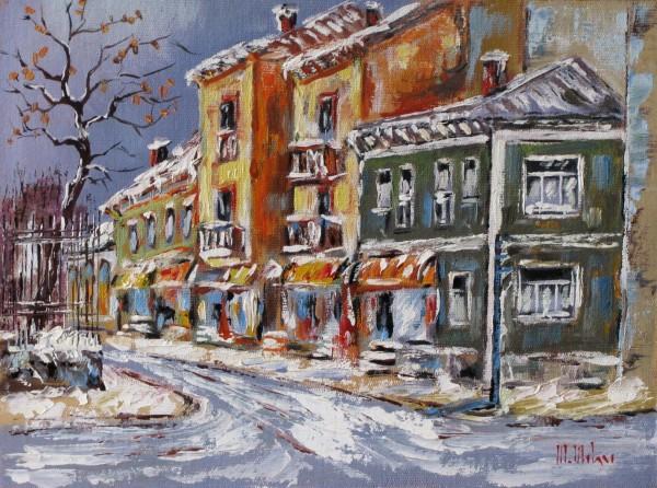 alte Picturi Str. coltei la bulevard