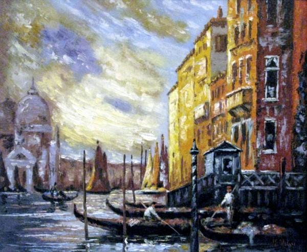alte Picturi Venetia dimineata