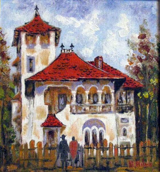 alte Picturi Vila mina minovici