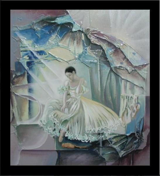 alte Picturi Balerina--194