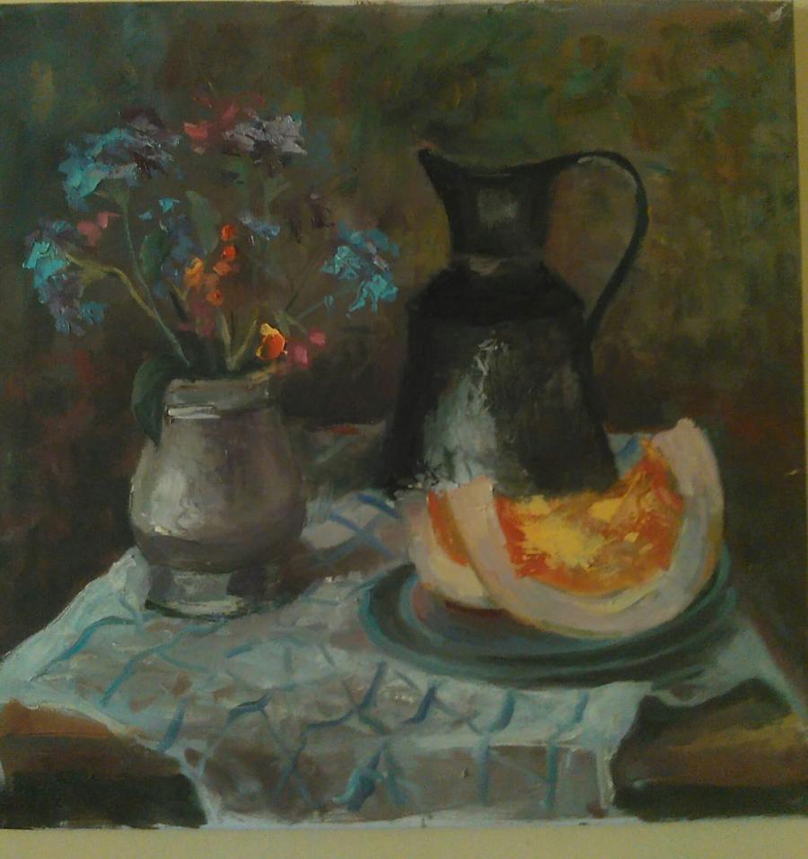 alte Picturi Felie de toamna