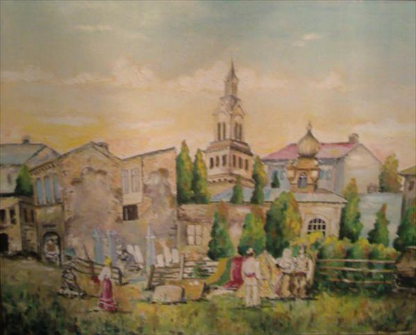 alte Picturi Mahala de sfarsit de secol xix (1970)