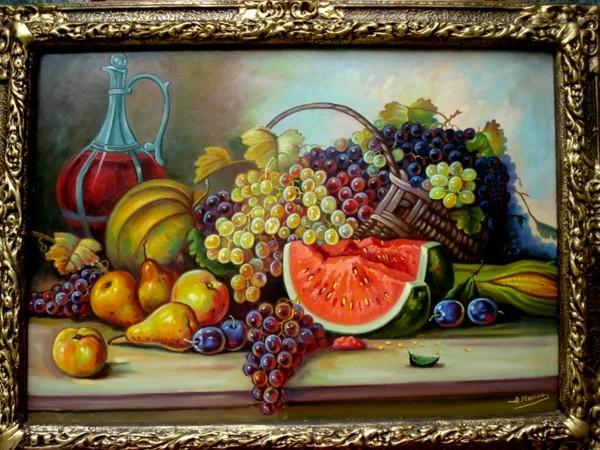 alte Picturi Bogatiile toamnei