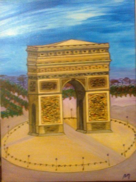 alte Picturi Arcul de triumf