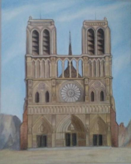 alte Picturi Notre dame de paris