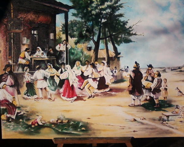 alte Picturi Hora de la aninoasa