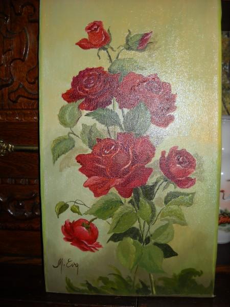 alte Picturi Trandafir regina florilor