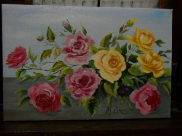alte Picturi Trandafiri 11