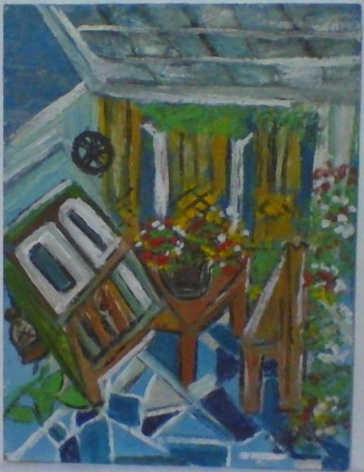 alte Picturi un colt de casa
