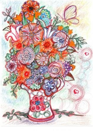 alte Picturi Multicolor