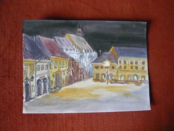 alte Picturi Piata Sfatului