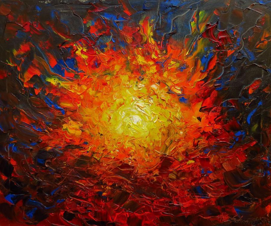 alte Picturi Explozie Solara