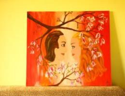 alte Picturi Printre magnolii