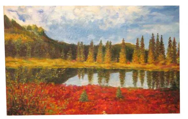 alte Picturi La munte