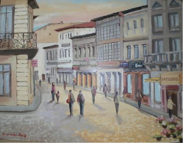 alte Picturi Strada gabroveni