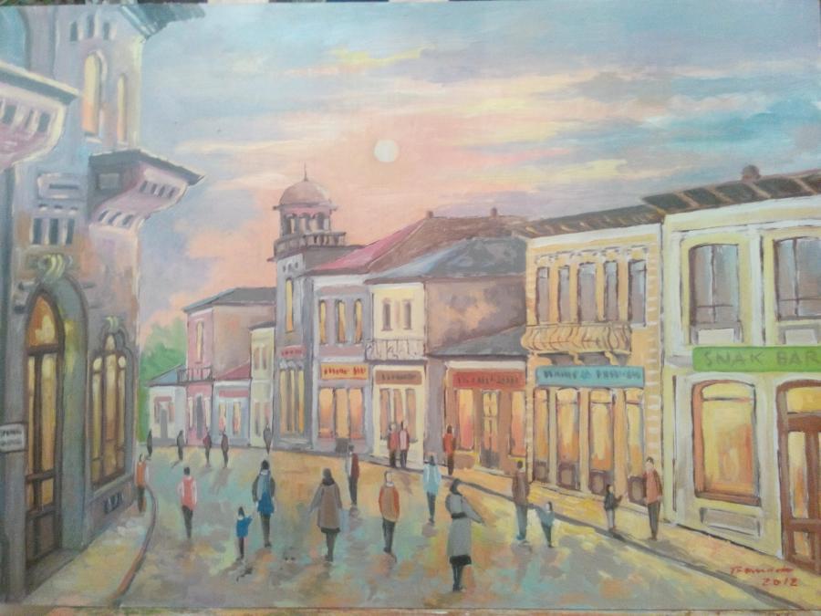 alte Picturi strada lipscani 1