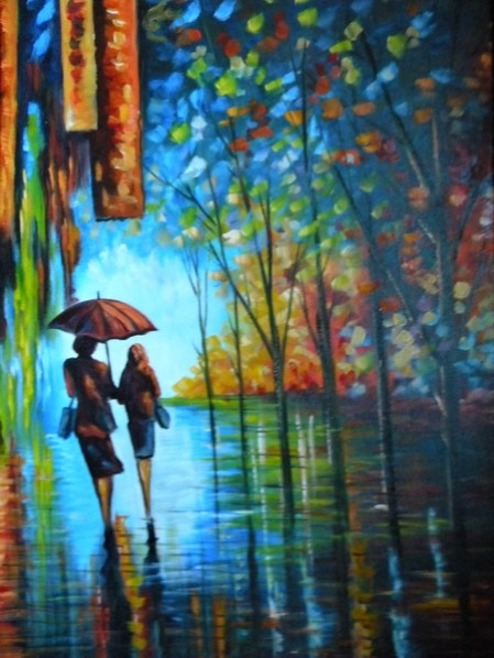 alte Picturi In drum spre casa