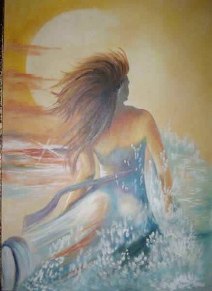 alte Picturi La mare
