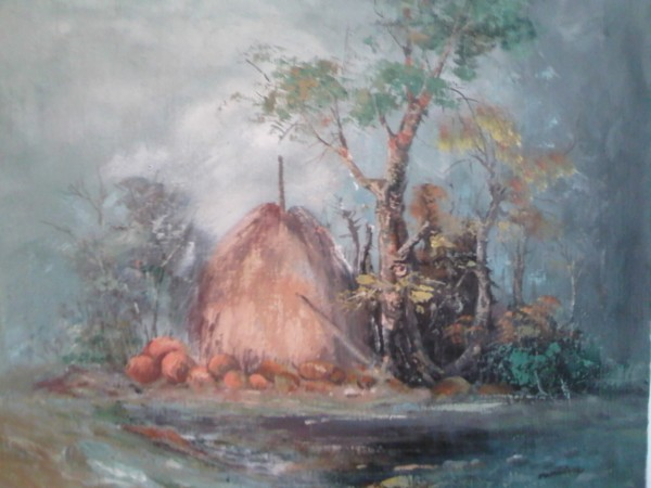 alte Picturi Roadele toamnei