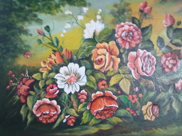 alte Picturi Trandafiri