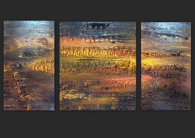 Picturi abstracte/ moderne JUNGLE 8