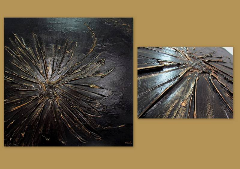 Picturi abstracte/ moderne PASSION FLOWE