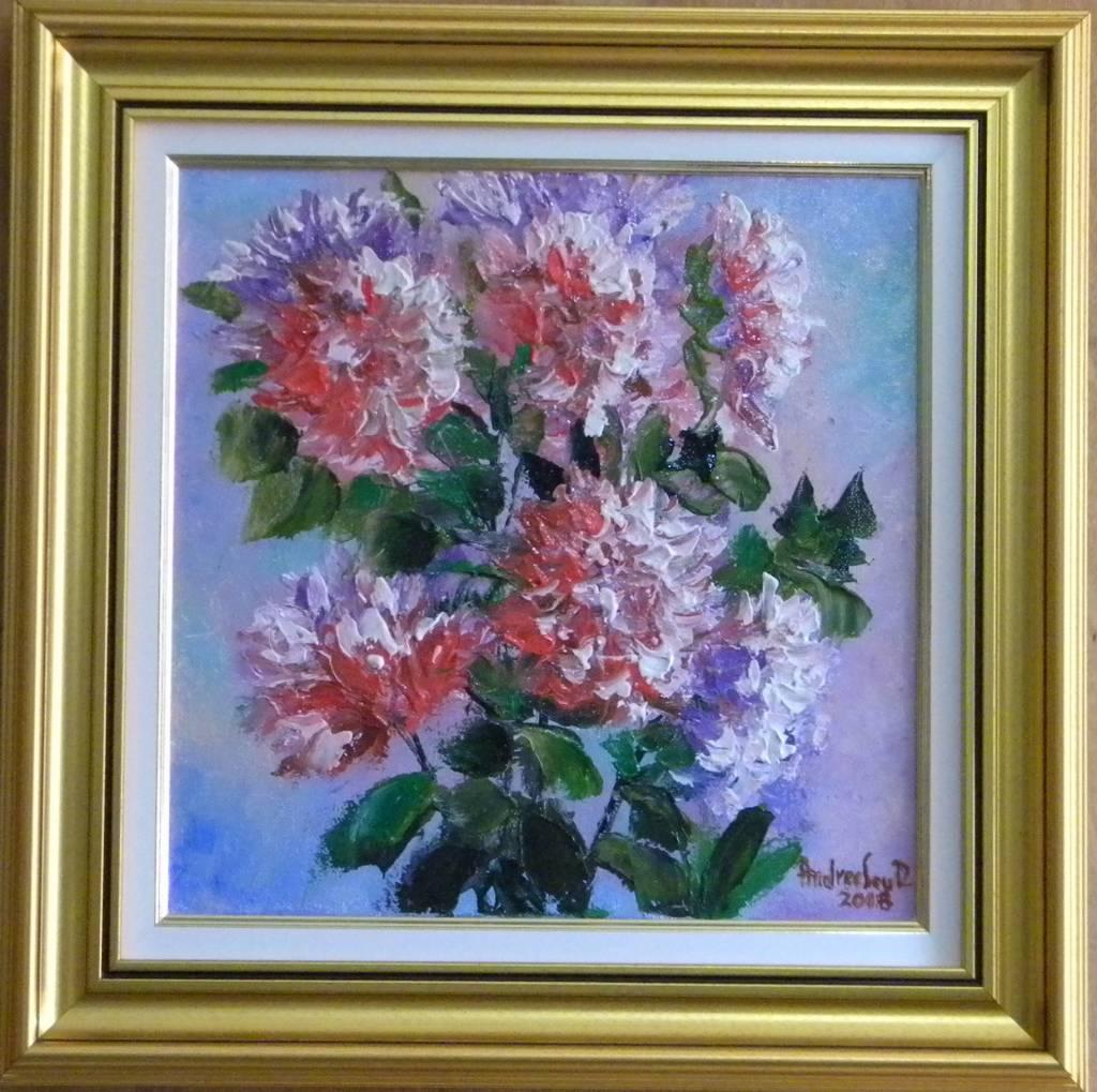 Picturi cu flori Buchet parfumat
