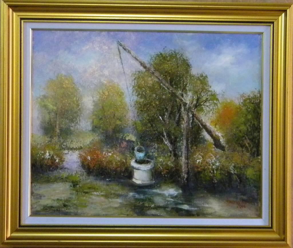 Picturi cu peisaje CUMPANA DE LA FIERBIN