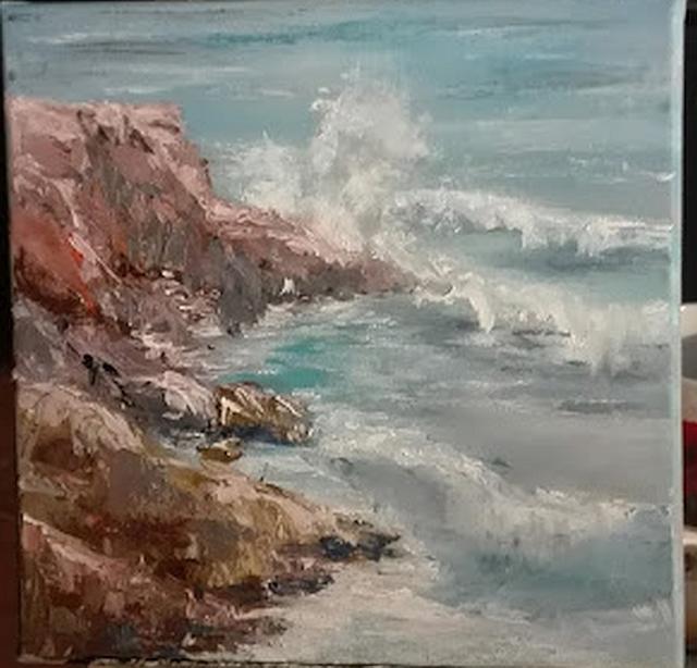Picturi cu peisaje Neliniste fara sfarsi